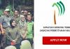 Jawatan Kosong Terkini JABATAN PERHUTANAN MALAYSIA