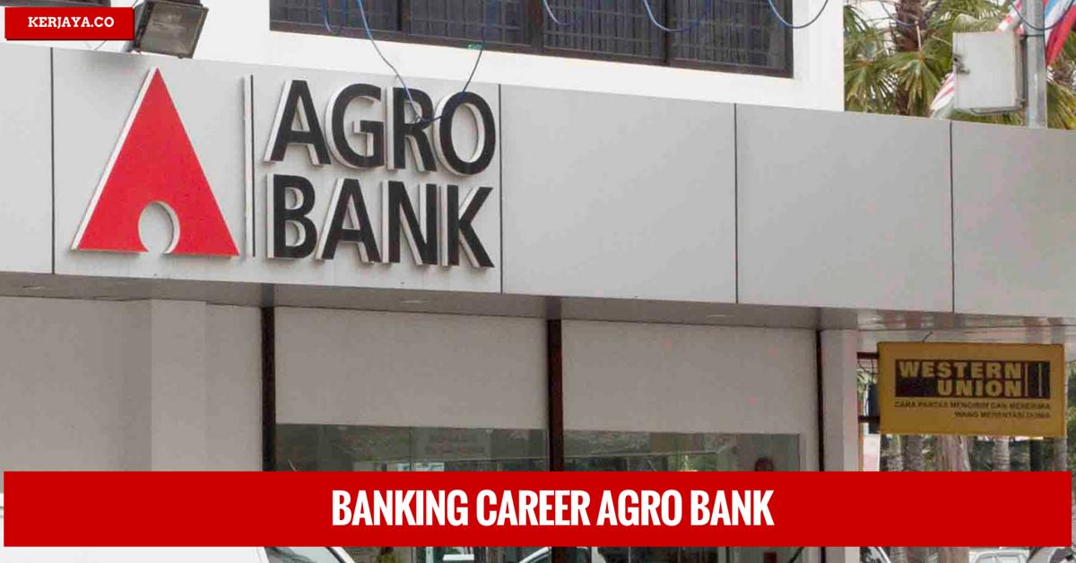 career Bank Pertanian Malaysia (Agrobank) (1)
