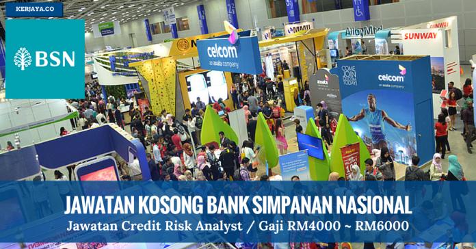 JAWATAN KOSONG BANK SIMPANAN NASIONAL (1)