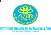 Jawatan Kosong Baru Institut Kefahaman Islam Malaysia (IKIM)