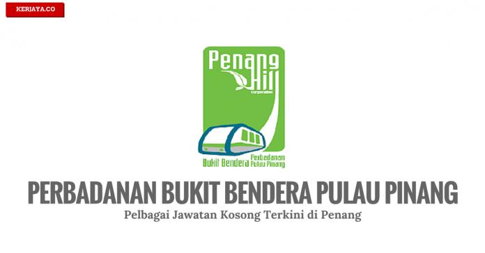 Jawatan Kosong Perbadanan Bukit Bendera Pulau Pinang (1)