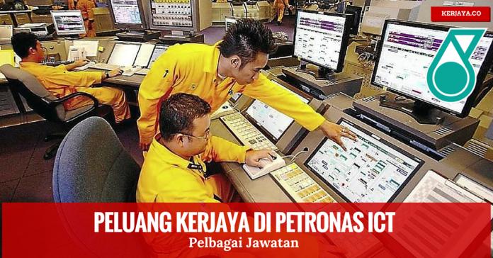 Jawatan Kosong Petronas ICT