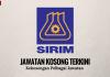 Jawatan SIRIM (1)