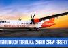 TEMUDUGA TERBUKA CABIN CREW FIREFLY