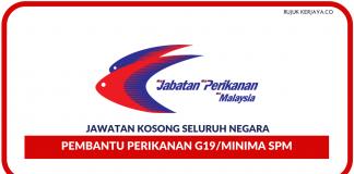 Jabatan Perikanan Malaysia