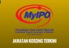 Jawatan Kosong Perbadanan Harta Intelek (MyIPO)