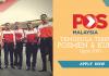 Jawatan Kosong Terkini POS Malaysia Kelantan Pahang
