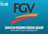 Kerani Felda Global Ventures Holdings Berhad (FGV)