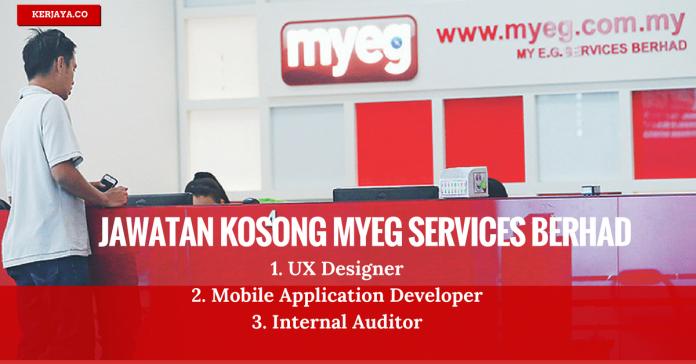 Jawatan Kosong Terkini MyEG Services Berhad (3)