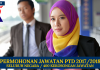 Pegawai Tadbir Diplomatik Gred M41 2017 ~ 400 Kekosongan Seluruh Negara