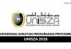 Permohonan Jawatan Kosong di UNISZA Universiti Sultan Zainal Abidin
