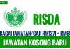 Jawatan Kosong RISDA Ventures Sdn Bhd.