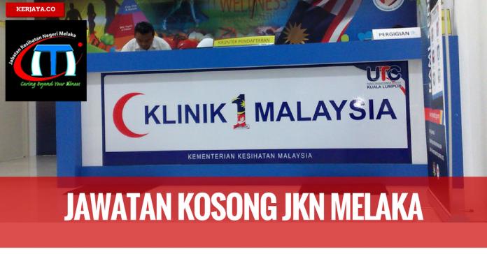 Jabatan Kesihatan Negeri Melaka (JKN Melaka)