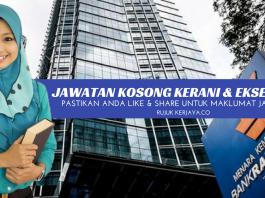 Jawatan Kosong Terkini Bank Rakyat (1)