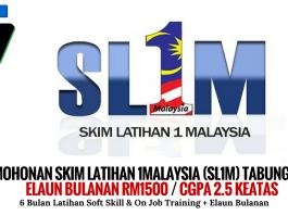 Skim Latihan 1Malaysia Tabung Haji