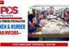 Temuduga Terbuka Pos Malaysia Berhad ~ Jawatan Posmen & Kurier