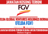 Felda Global Ventures Holdings Berhad (FGV)