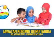 Guru Tadika Tunas Riang Sdn Bhd