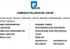 Lembaga Pelabuhan Johor (LPJ)