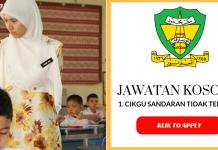 Cikgu Sandaran Tidak Terlatih (GSTT)