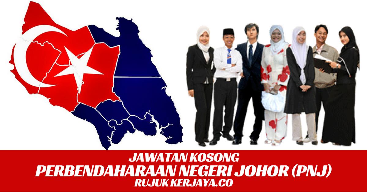 Perbendaharaan Negeri Johor (PNJ)