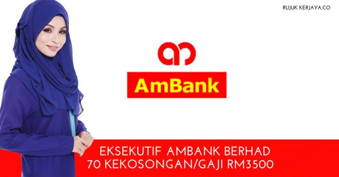 Eksekutif AmBank Berhad