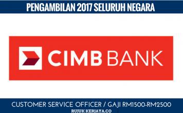 Jawatan Kosong CIMB Bank (1)