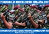 Pengambilan Tentera Udara & Tentera Darat Malaysia 2017