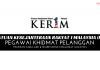 Pegawai Khidmat Pelanggan Persatuan Kesejahteraan Rakyat 1 Malaysia (KER1M)