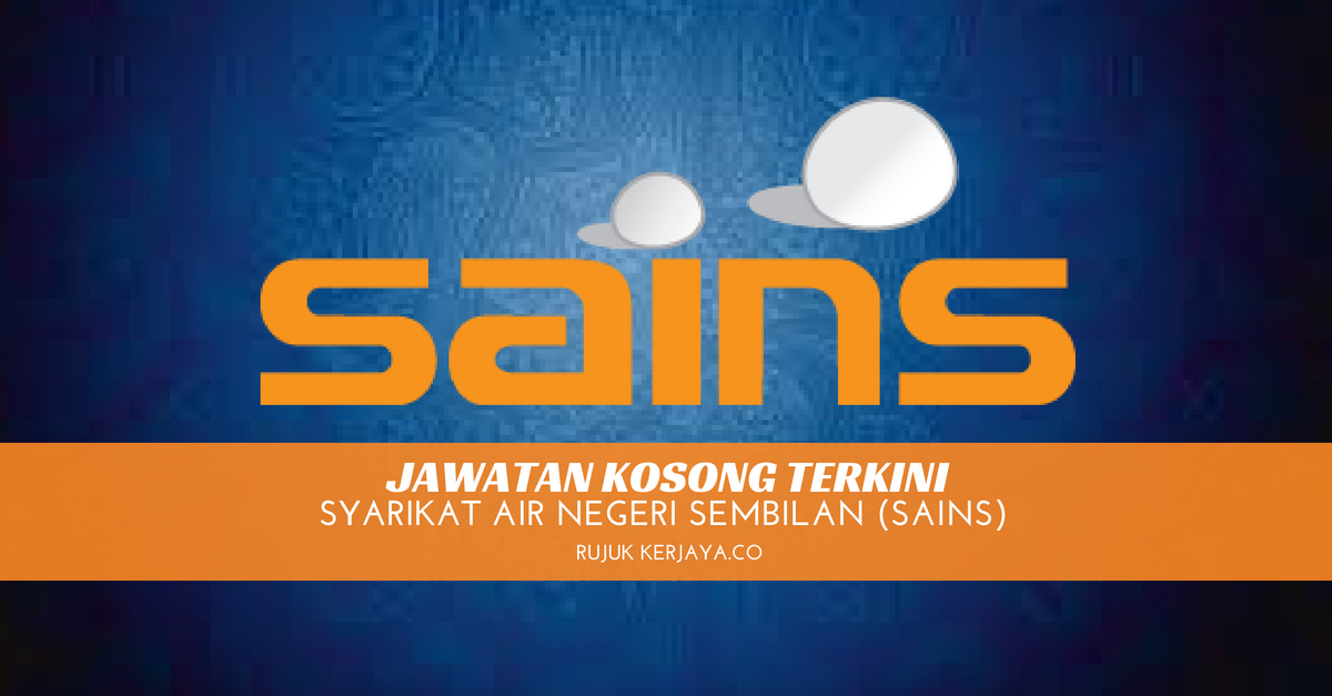 Syarikat Air Negeri Sembilan (SAINS)