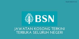 Jawatan Kosong BSN (3)