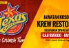 Krew Restoran Texas Chicken (Malaysia) Sdn Bhd