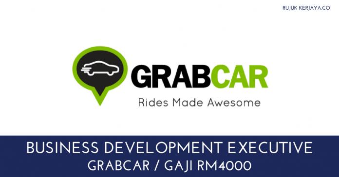 Business Development Executive GrabCar