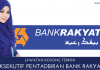 Eksekutif Pentadbiran Bank Rakyat