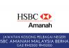 HSBC Amanah Malaysia Berhad
