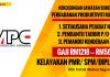 Jawatan Kosong Terkini PERBADANAN PRODUKTIVITI MALAYSIA