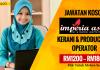 Kerani & Production Operator di Imperia Asia Resources