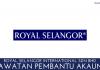 Pembantu Akaun Royal Selangor International Sdn Bhd