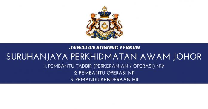 Suruhanjaya Perkhidmatan Awam Johor
