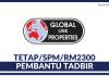 Pembantu Tadbir di Global Link Properties