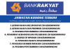 Bank Rakyat ~ 160 Kerani, Eksekutif & Pegawai Pentadbiran