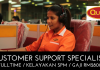 Customer Support Specialist di Queby Recovery Management
