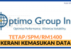 Data Entry Clerk di Optimo Group