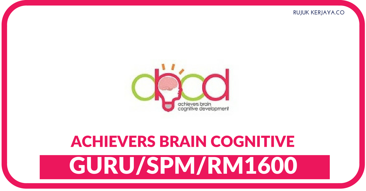 Guru di Achievers Brain Cognitive Development