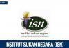 Institut Sukan Negara (ISN) (1)