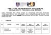 Pegawai Pemasaran N19 di Institut Pendidikan Neo (iNED), UITM