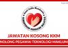 Penolong Pegawai Teknologi Maklumat Kementerian Kesihatan Malaysia (KKM)