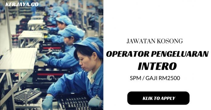 Production Operator di Intero