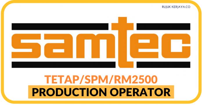 Production Operator di Samtec Asia Pacific (1)
