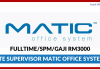 Site Supervisor di Matic Office System
